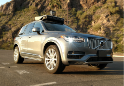 Uber Self-Driving Car Kills Arizona Woman