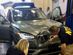 Uber Self-Driving Car Crash Video Earns Arizona Suspension