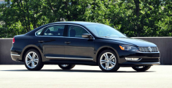 Volkswagen Passat Recalled To Fix Fiery Wiring Problem
