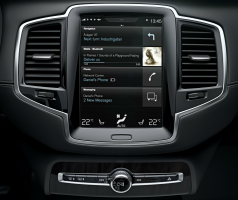 Volvo Android Auto Lawsuit Says XC90 Owners Got Scammed