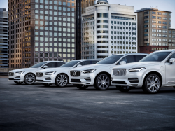 2019: All New Volvo Cars Will Have Electric Motors