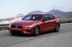 Volvo Recalls S60 Cars To Prevent Stability Problems