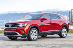 VW Atlas and Atlas Cross Sport SUVs Recalled For 2 Problems