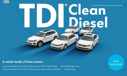 VW Says Clean Diesel Advertisements Are 'Puffery'