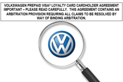 Volkswagen Goodwill Package: Read the Fine Print