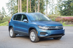 VW Recalls Tiguan SUVs After Reports of Fires
