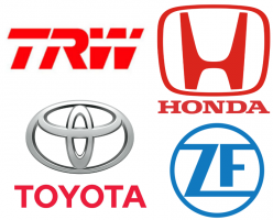 Honda and Toyota Lawsuit Filed Over ZF-TRW Airbag Control Units
